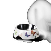 Hundenapf Design Napf Schmetterling